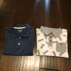 Short sleeve polo bundle